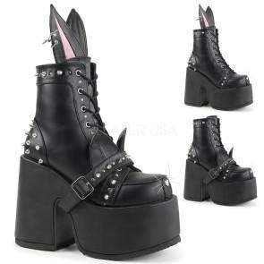 Demonia - Womens CAMEL-202 Vegan Boots