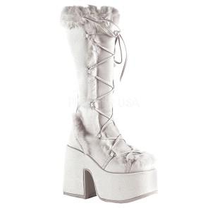 Demonia - Womens CAMEL-311 Vegan Boots