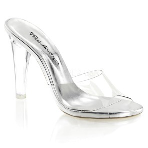 Fabulicious - Womens CLEARLY-401 Shoes