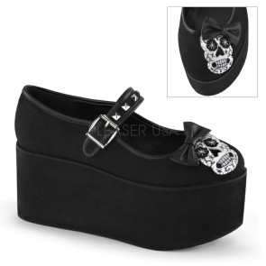 Demonia - Womens CLICK-02-3 Platform Sandals & Shoes
