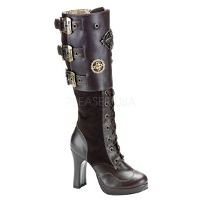 Demonia - Womens CRYPTO-302 SteamPunk