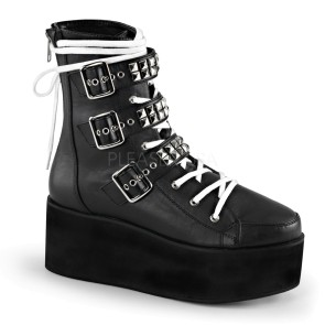 Demonia - Womens GRIP-101 Vegan Boots