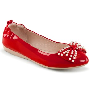 Pin Up Couture - Womens IVY-09 Single Soles