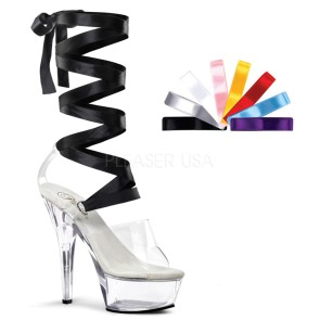 Pleaser - Womens KISS-295 Platforms (Exotic Dancing)
