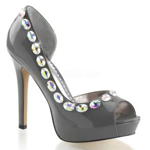 Fabulicious - Womens LUMINA-38 Shoes