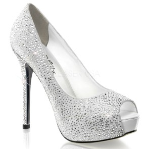 Pleaser Day & Night - Womens PRESTIGE-16 Shoes