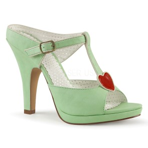 Pin Up Couture - Womens SIREN-09 Platforms