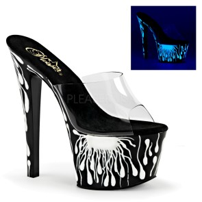 Pleaser - Womens SKY-301-5 Platforms (Exotic Dancing)