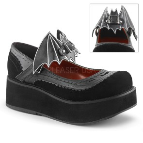 Demonia - Womens SPRITE-09 Platform Sandals & Shoes