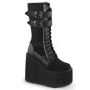 Demonia - Womens SWING-221 Vegan Boots