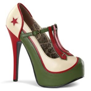 Bordello - Womens TEEZE-43 Shoes