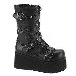 Demonia - Mens TRASHVILLE-205 Vegan Boots