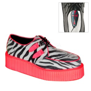 Demonia - Mens V-CREEPER-507UV Creepers