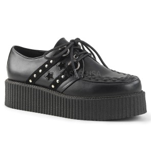 Demonia - Mens V-CREEPER-538 Creepers