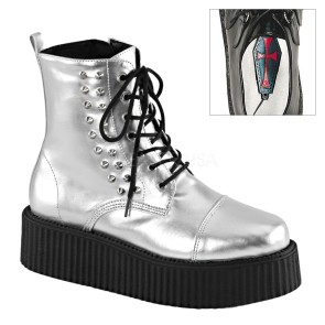 Demonia - Mens V-CREEPER-573 Vegan Boots