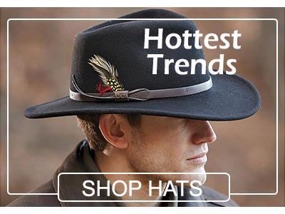 shop hats trends online
