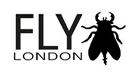 step shoes fly london logo