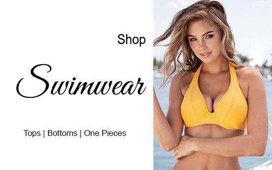 shop swimwear tops bottoms one pieces
