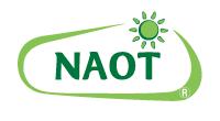 Naot brand logo