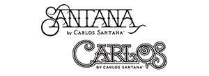 carlos santana brand logo