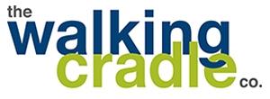walking cradles brand logo